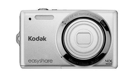 Kodak EasyShare M522 stříbrný
