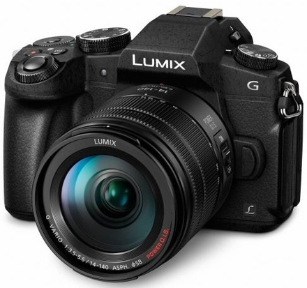 Panasonic Lumix DMC-G80 + 12-60 mm-Zánovní!