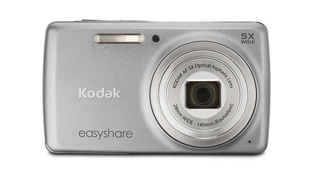 Kodak EasyShare M552 stříbrný
