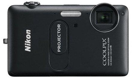 Nikon Coolpix S1200pj černý