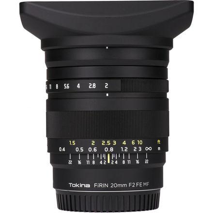 Tokina Fírin 20 mm f/2 FE MF pro Sony