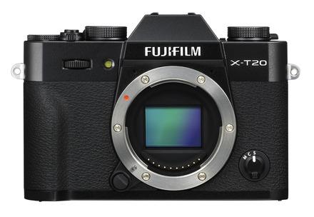 Fujifilm X-T20 + 16-50 mm + 50-230 mm
