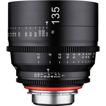 Samyang XEEN CINE 135mm T/2,2 pro Nikon F
