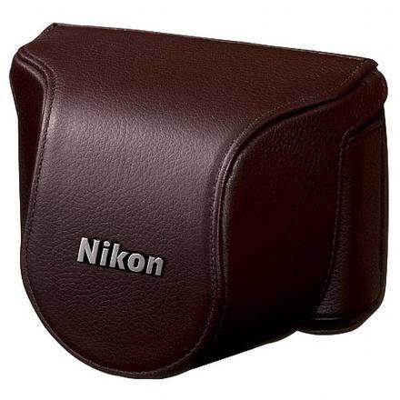 Nikon pouzdro CB-N2000SH hnědé