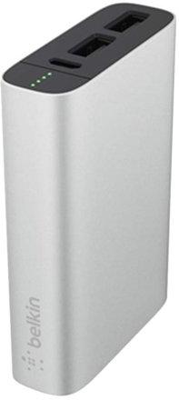 Belkin MIXIT PowerPack 6600 stříbrná