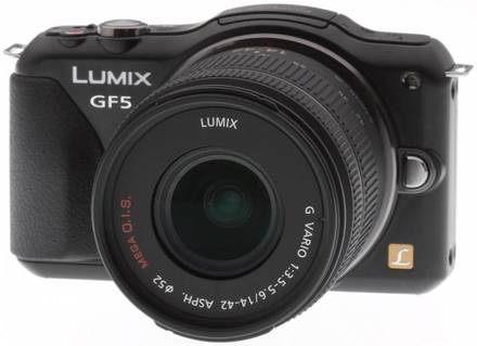 Panasonic Lumix DMC-GF5 + 14-42 mm