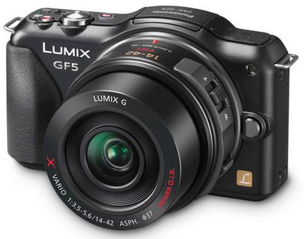 Panasonic Lumix DMC-GF5 + PowerZoom 14-42 mm