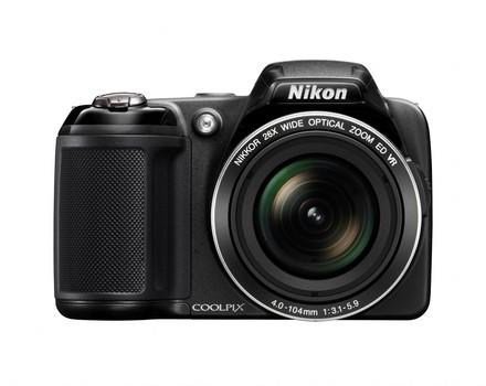 Nikon Coolpix L810 černý + 8GB karta + pouzdro Adria 90 + poutko na ruku!