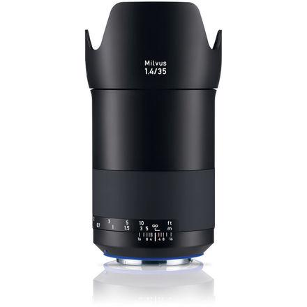 Zeiss Milvus 35mm f/1,4 ZE pro Canon