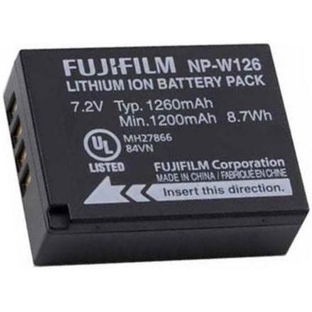 Fujifilm akumulátor NP-W126