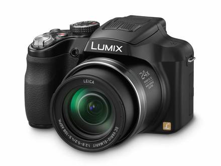 Panasonic Lumix DMC-FZ62 + 16GB karta + brašna Vista 40 + filtr UV 52mm!