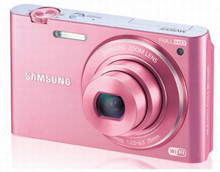 Samsung MV900F růžový