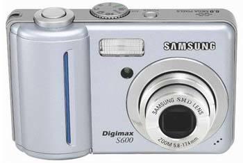 Samsung SG-S600 stříbrný