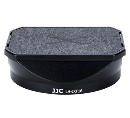 JJC sluneční clona + krytka LH-JXF16 černá