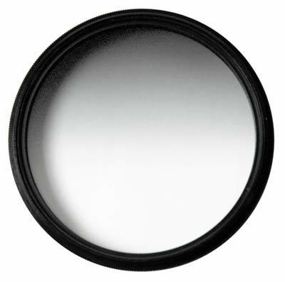 B+W přechodový filtr 501 šedý 50 % 49 mm