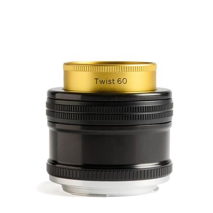 Lensbaby Twist 60 pro Canon