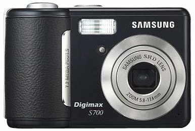 Samsung SG-S700 černý
