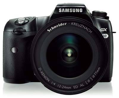 Samsung GX-10 + D-Xenon 18-55 mm