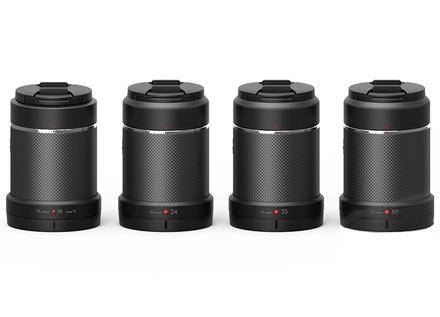 DJI Zenmuse X7 DL/DL-S set objektivů