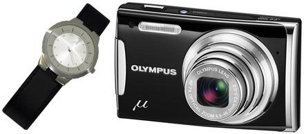 Olympus Mju 1060 černý