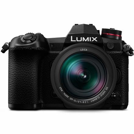 Panasonic Lumix DC-G9 + 12-60 mm Leica DG f/2,8-4