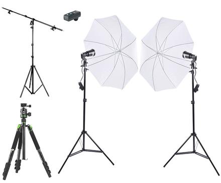 Set pro fotografy - začátečník!