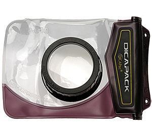 DICAPac podvodní pouzdro WP-610