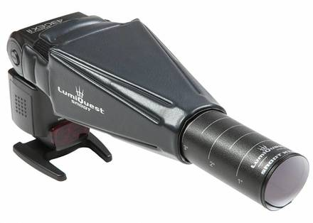 LumiQuest LQ115 Snoot XTR
