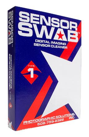 Photographic solutions SensorSwab 1