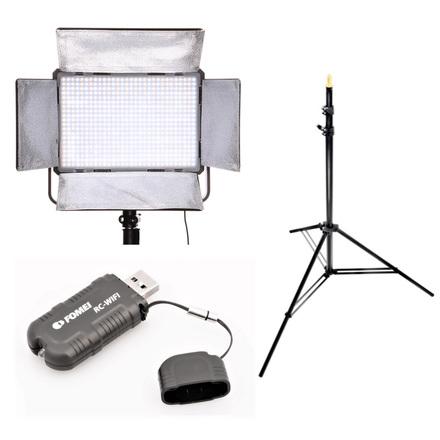 Fomei LED WIFI-36D + WiFi přijímač + stojan!