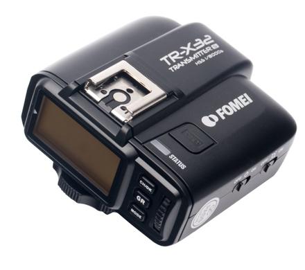 Fomei TR-X32S odpalovač blesků TTL pro Sony