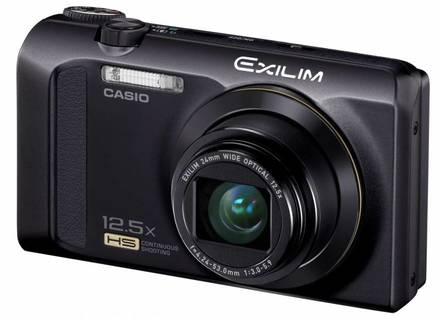 Casio EXILIM ZR300