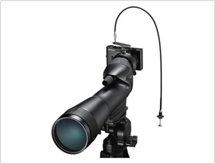 Nikon Coolpix P310 černý Digiscoping Kit