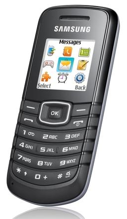 Samsung telefon E1080i