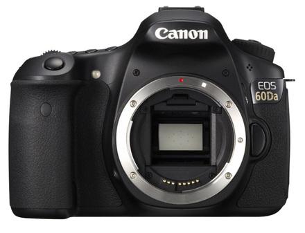 Canon EOS 60Da tělo