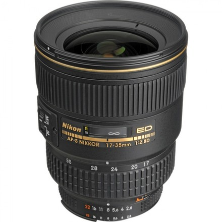 Nikon 17-35mm f/2,8 AF-S NIKKOR IF-ED s HB-23 / CL-76
