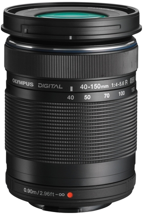 Olympus M.ZUIKO ED 40-150 mm f/4,0-5,6 EZ-M4015 R
