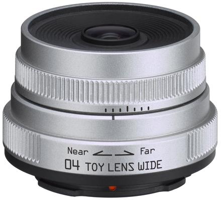Pentax 6,3mm f/7,1 Toy Wide pro Q bajonet