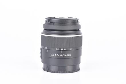 Sony 18-55mm f/3,5-5,6 SAM bazar