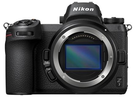 Nikon Z7 + 24-70 mm + FTZ adaptér + 64GB XQD karta
