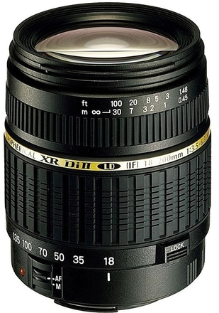 Tamron AF 18-200mm f/3,5-6,3 Di II Macro pro Pentax
