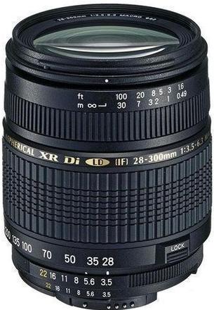 Tamron AF 28-300mm F/3.5-6.3 Di XR LD Asp. (IF) pro Pentax