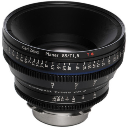 Zeiss Compact Prime CP.2 Planar T* 85mm f/1,5 Super Speed pro Nikon