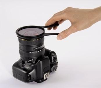 Hama svorka na filtr 49-58 mm 2ks