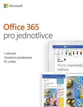 Microsoft Office 365 pro jednotlivce