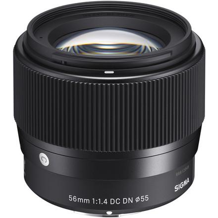 Sigma 56 mm f/1,4 DC DN Contenporery pro micro 4/3