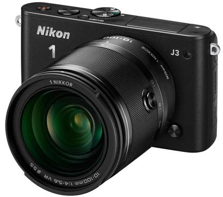 Nikon 1 J3 + 10-100 mm