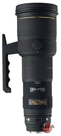 Sigma 500 mm F 4,5 APO EX DG HSM pro Sigma + utěrka Sigma zdarma!