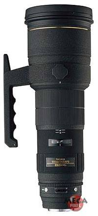 Sigma 500mm f/4,5 APO EX DG HSM pro Nikon