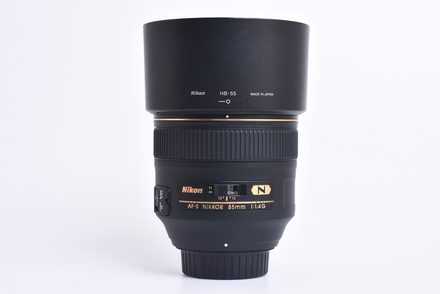 Nikon 85mm f/1,4 AF-S G bazar